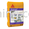 Sika Grout 215 Sika Waterproofing Materials