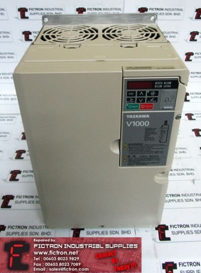 CIMR-VB4A0038FBA CIMRVB4A0038FBA YASKAWA Inverter Supply Malaysia Singapore Indonesia USA Thailand
