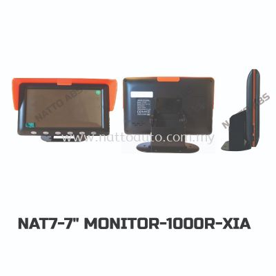 7 MONITOR 1000R(DRIVE OPERATION LCD)