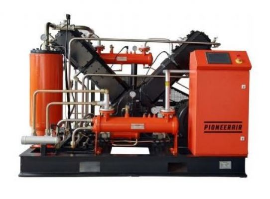 High Pressure Booster Compressor (Oil-free)