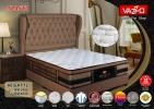 Alasta 12'' Vazzo Mattress Bedroom Furniture