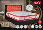 Oklahoma 12'' Vazzo Mattress Bedroom Furniture