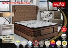Sentino Collection 13'' Vazzo Mattress Bedroom Furniture
