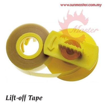 Lift Off Tape (1s)