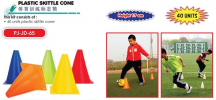 PJ-JD-65 Plastic Skittle Cone 40/set Sport Day Sport