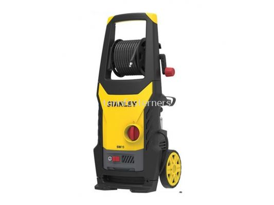 SW19-XD STANLEY 130 BAR/1900W PRESSURE WASHER