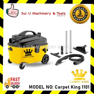 Carpet King 1101 / Carpet King-1101 Carpet Extractor 240v/50Hz 18Kpa