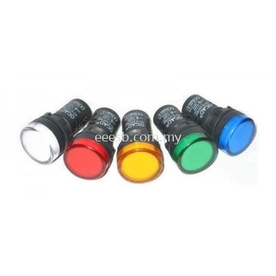 LED Pilot Lamp 22mm