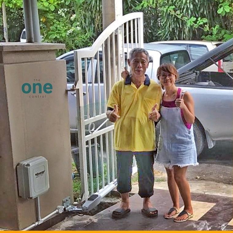 Autogate in Ampang