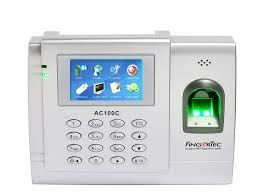 Cloud Based Fingerprint Attendance System AC100 C