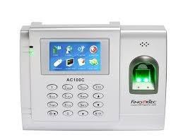 Cloud Based Fingerprint Attendance System AC100 C