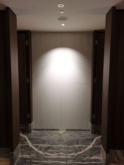 Marble Feature Wall (Bookmatch)