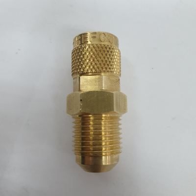 VACUUM RATED ADAPTOR WITH GASKET 3/8'' X 1/4''SAE