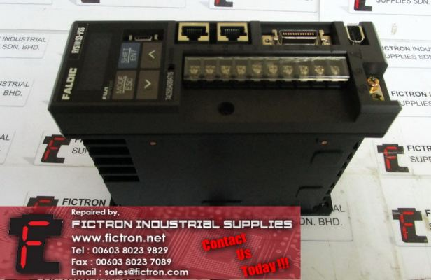 RYS101S3-VSS RYS101S3VSS FUJI ELECTRIC Servo Amplifier Supply Repair Malaysia Singapore Indonesia USA Thailand