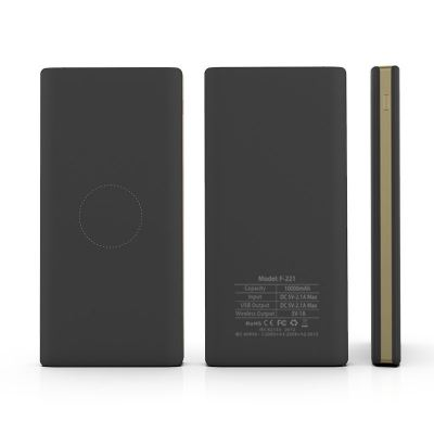 F-221 WIRELESSPOWER - POWERBANK - 10000mAh