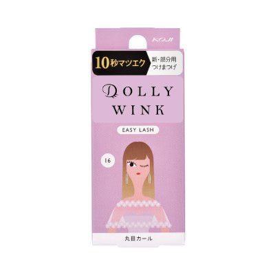 Koji Dolly Wink Easy Lash No.16
