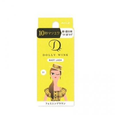 Koji Dolly Wink Easy Lash No.11