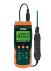 SDL900: AC/DC Magnetic Meter/Datalogger Magnetic Field Meters EXTECH