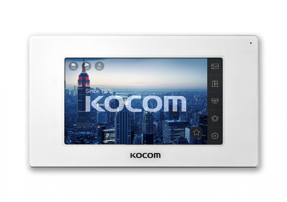 KCV-544SD/D544SD. Kocom Video Intercom