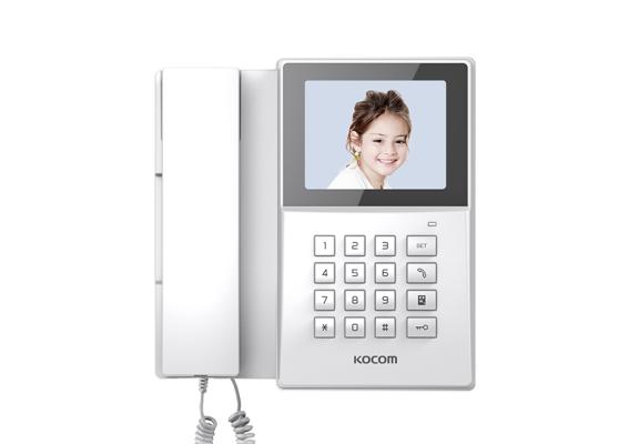KCV-340. Kocom Video Intercom