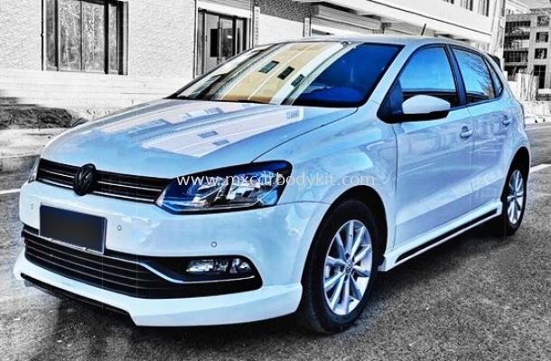 VOLKSWAGEN POLO HATCHBACK 2016 FACELIFT BODYKIT
