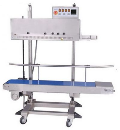 FRM-1120LD Solid-Ink Vertical Continuous Band Sealer