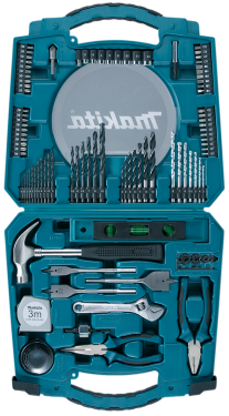 MAKITA 103PC. BIT & HAND TOOL SET D-53017