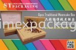 6pcs Traditional Mooncake Box @ 14pcs x RM6.30/pc Mooncake Box