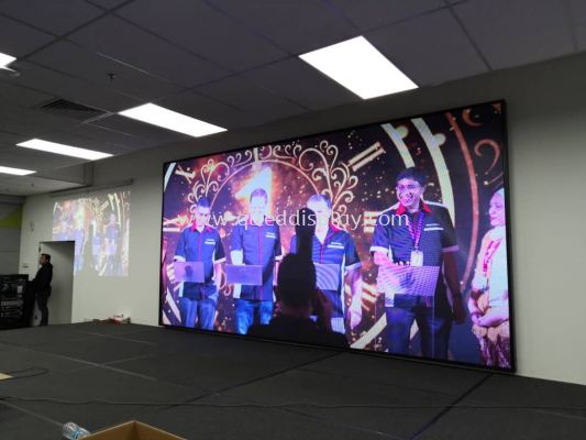 WESTERN DIGITAL Stage Effect LED Display Screen