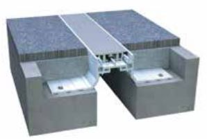 101 Series Floor Expansion Joint Covers
