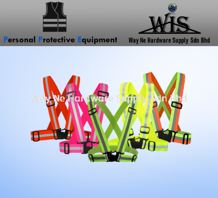 Elastic Safety Vest