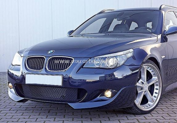 BMW E60 AC SCHNITZER FRONT SKIRT FOR M-SPORT BUMPER ONLY