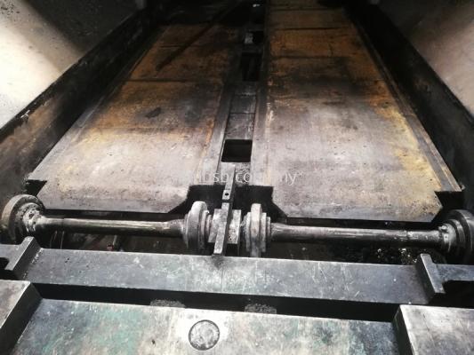 Reparing Heavy Mobile Spare Parts