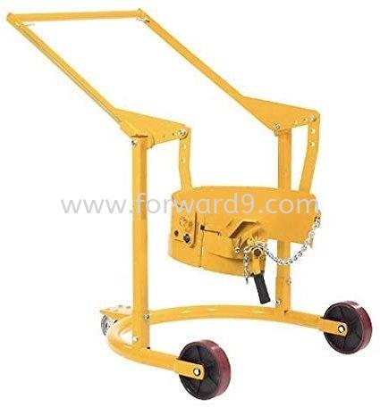 HD80A Mobile Drum Carrier  Drum Truck Drum Handling Equipment  Material Handling Equipment