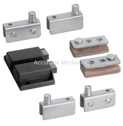 Double Glass Hinge Magnet
