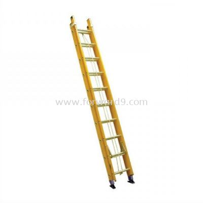 FGD Series Fibreglass Double Extension Ladder