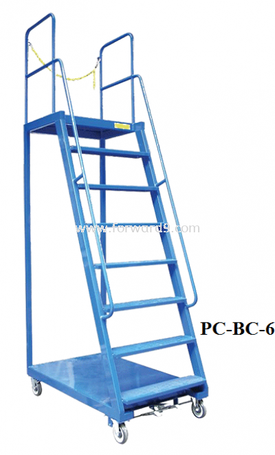 PC-BS-6 Ladder Trolley