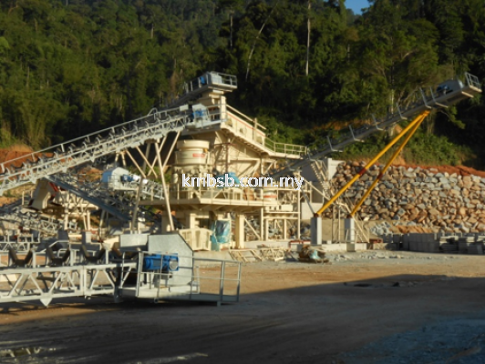 Asssembly & Installation Of Crusher Plant, C.Highland