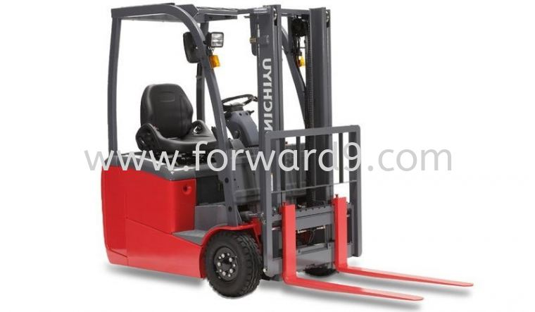 Recond/Second Hand Nichiyu Forklift for Sell Forklift