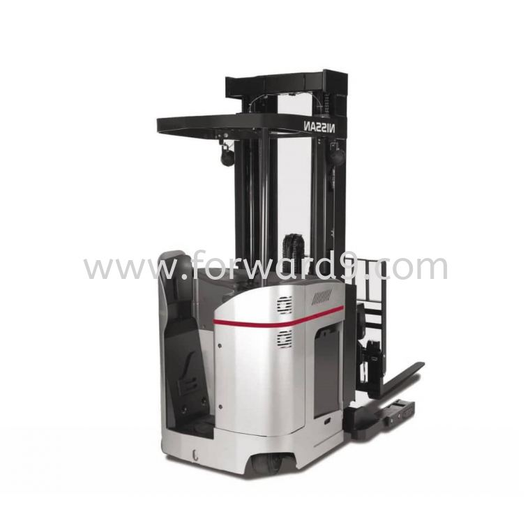 Recond/Second Hand Nissan Reach Trcuk for Sell Reach Truck