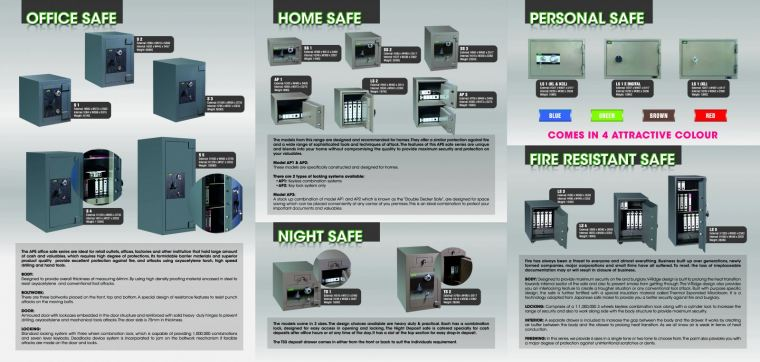 APS SAFE BOX