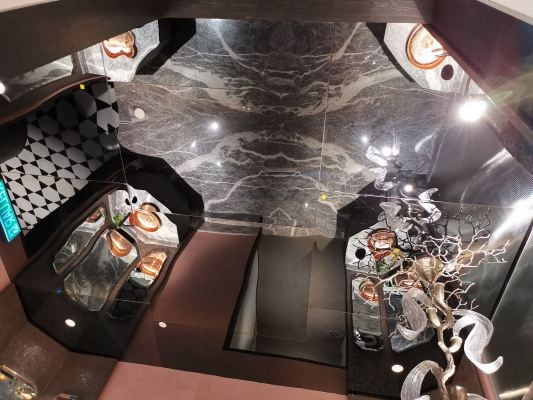 Marble Flooring (Bookmatch)