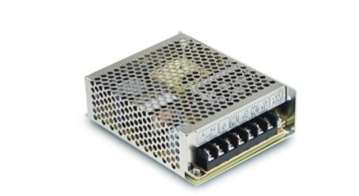 MEANWELL RD -125W DUAL OUTPUT SWITCHING POWER SUPPLY