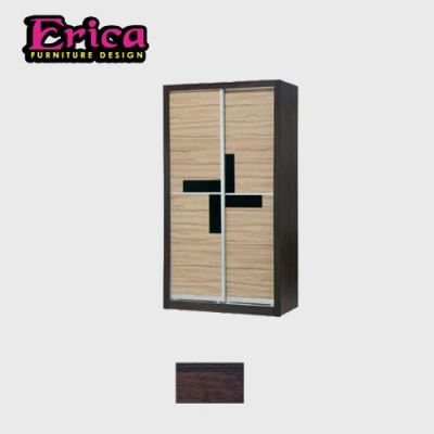 WARDROBE MELAMINE WOOD 2