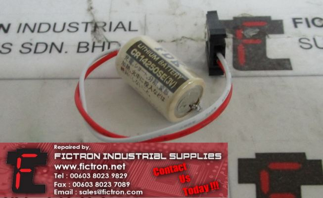 CR1420SE FDK Lithium Battery Supply Malaysia Singapore Indonesia USA Thailand