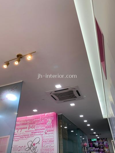 Commercial Shop Renovation Kl