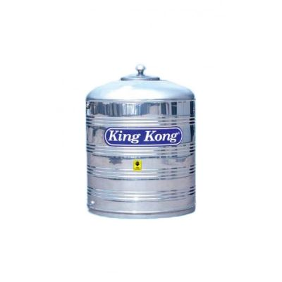 King Kong Stainless Steel Water Tank - HS Vertical Flat Bottom