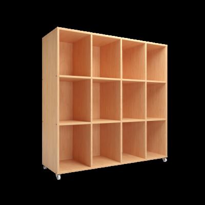 QWA039 12 Hole Cubby Shelf