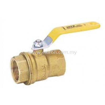KITZ BRASS BALL VALVE (SZA)