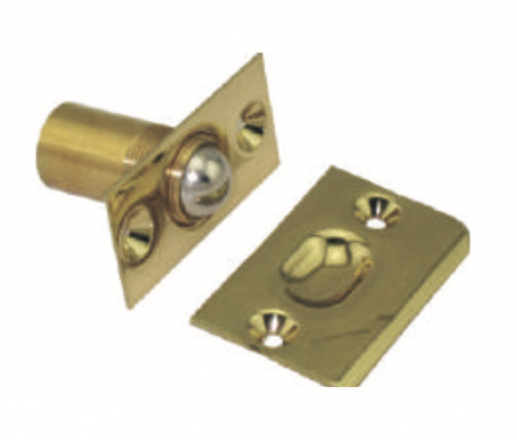 BRASS ADJUSTABLE BALL CATCH